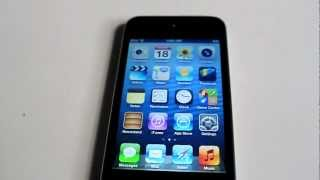 How to Install Cydia on iOS 6 Jailbreak on iPhone 4 iPhone 3GS iPod Touch 4G