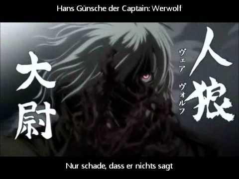 Hellsing Ultimate Deutsch