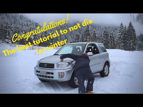 How to Drive in the Snow | Winter Driving Tutorial