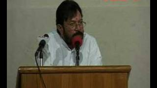 Rajesh Khanna speaking his heart out at Marwah Studios