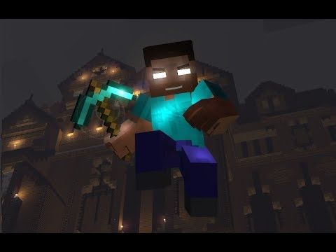 Herobrine Life - Minecraft Animation