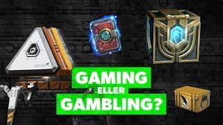 Er lootboxe gambling ?