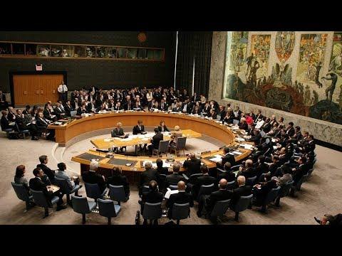 Экстренное заседание Совбеза ООН после ударов по Сирии