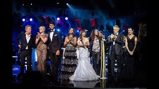 Andrea Bocelli and his special guests - Imagine (@Celebrity ...