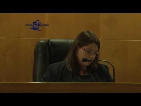 Juicio de Diego Vera, por conducción en estado de ebriedad causando muerte de relator de CDF (2)