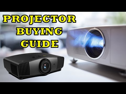 Projector Buying Guide | How to select Best Projector