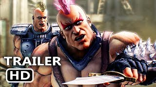 PS4 - Fist of the North Star: Lost Paradise Trailer (E3 2018)