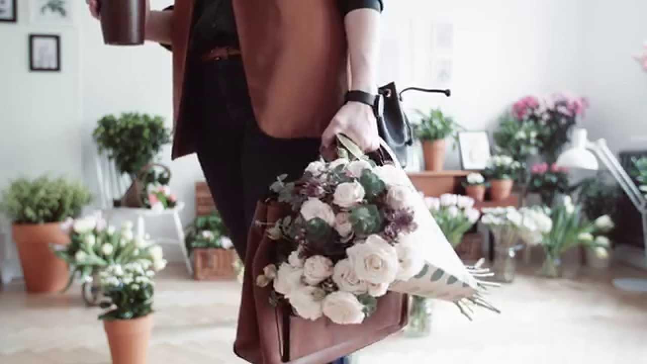 Bluma bag paper bag for flowers youtube mightylinksfo