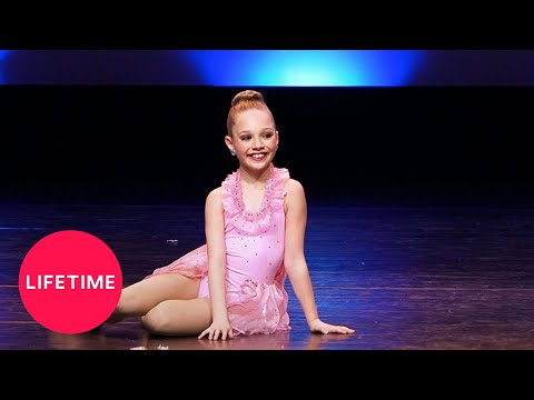 "Dance Moms: Maddie's Music Skips During Her Solo - ""In My Heart"" (Season 2) 