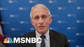 Dr. Fauci: The CDC Hasn't Changed, The Virus Has Changed