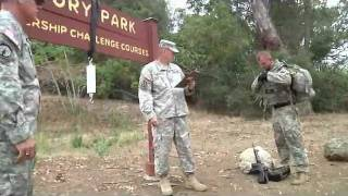 CAGUARD Best Warrior Competition Video OCT 2011 Part 1