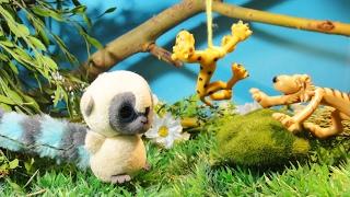 ХУЛИГАНЫ Как их остановить Мультфильмы про животных для детей на русском языке