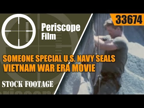 SOMEONE SPECIAL U.S. NAVY SEALS VIETNAM WAR ERA MOVIE  33674