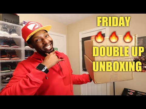 FRIDAY FIRE DOUBLE UP UNBOXING