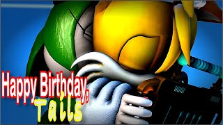 Gambar cover [SFM] Happy Birthday, Tails (Thanksgiving Special)