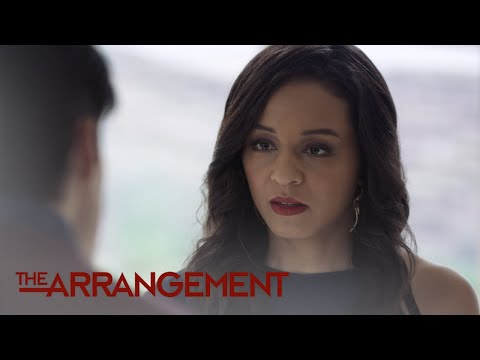 Zach Calls Out Shaun for Lying to Megan | The Arrangement | E!