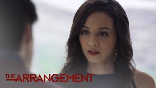 Zach Calls Out Shaun for Lying to Megan   The Arrangement   E!