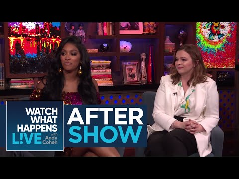 After Show: Porsha Williams' Wish For The #RHOA Reunion | RHOA | WWHL