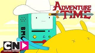 Время приключений | Выкуп робота | Cartoon Network