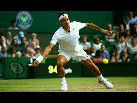 Wimbledon 2017 Roger Federer vs Mischa Zverev