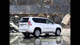 toyota land cruiser prado review inside outside 2014