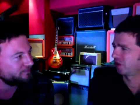 Noel Gallagher & Matt Morgan Fan Q&A Webcast