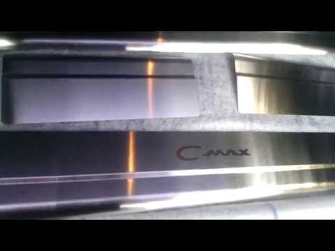 Накладки на пороги Ford C MAX I с 2003 2010 гг. Standart NataNiko