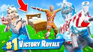 10,000 V-BUCKS if YOU manage to DESTROY the BETT! Fortnite Battle Royale