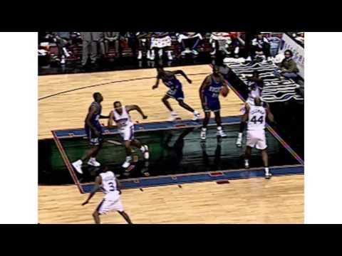 Allen Iverson NBA Debut - Mini Movie