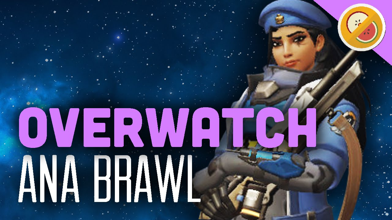 Ana Weekly Brawl Overwatch Gameplay Funny Moments Youtube