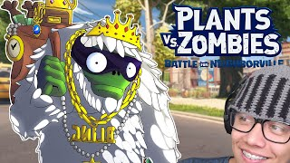 Plants vs. Zombies: Battle for Neighborville | CORRENTÃO do Yeti do Tesouro