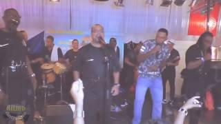 Rincon Boyz Live Dia di bonaire 2016 Hulanda