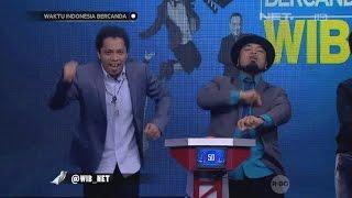 Waktu Indonesia Bercanda - Ngakak Abis! Kuis Berpacu Dalam Emosi Bikin Heboh  (3/4)