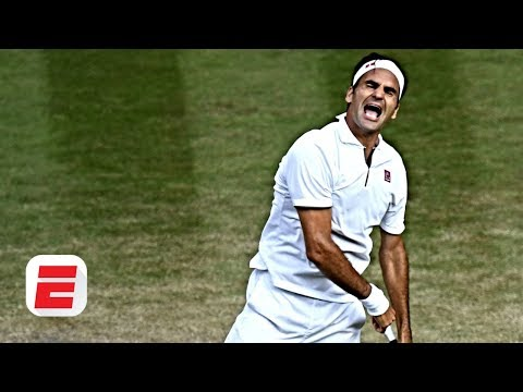 Roger Federer ranks win over Rafael Nadal as 'one of my favourite matches'  | 2019 Wimbledon Presser