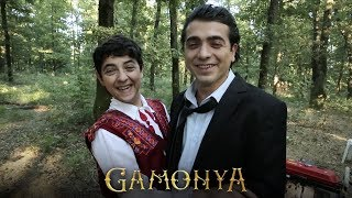 Gamonya Hayaller Ülkesi - Kamera Arkası