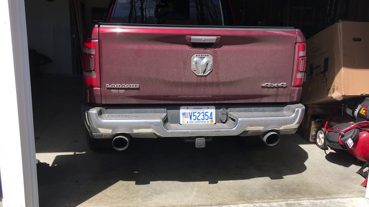 best exhaust system for 2019 ram