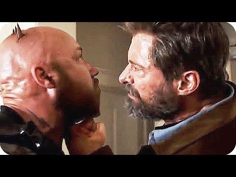 LOGAN Red Band Trailer (2017) Wolverine 3