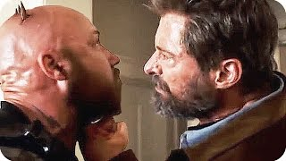 LOGAN Red Band Trailer (2017) Wolverine 3