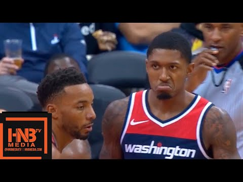 Toronto Raptors vs Washington Wizards 1st Qtr Highlights   10.20.2018, NBA Season
