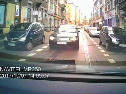 Navitel MR250 Rear Day Dzień Kamera Tylna VGA TEST | ForumWiedzy.pl Bogdan Ligęza