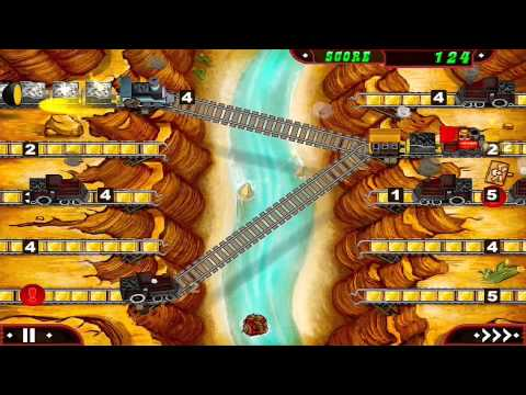 Train Conductor 2: USA for iOS Gameplay