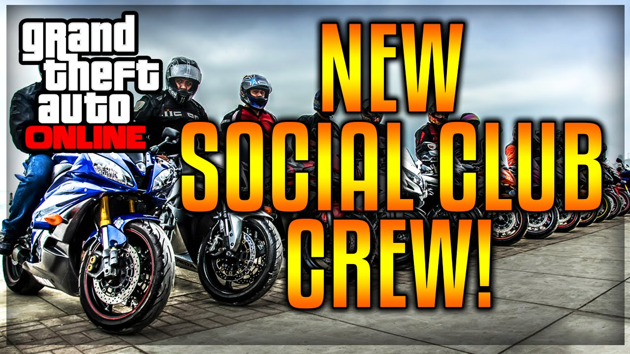 gta 5 online new social club crew for modded colors youtube. Black Bedroom Furniture Sets. Home Design Ideas