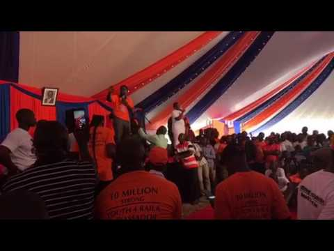Babu Owino, Willy Paul, Hon. Kaluma, Ajo Mbuta Speeches
