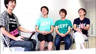 SEPT Vo.l.6 『SANZ』 sept-ppn.com 【キャスト】 メインストーリー 前...