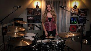 "RUSH ""YYZ"" Drum Cover~Brooke C"