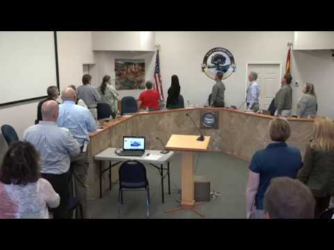 Cottonwood Council Regular Meeting March 19 2019