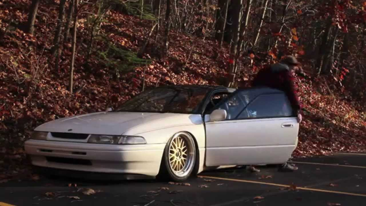 The worlds first bagged svx youtube vanachro Images