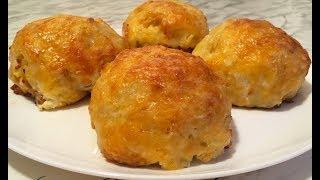 Стожки из Мясного Фарша / Сочное Мясное Блюдо / Meat Cutlets / Простой Рецепт (Очень Вкусно)