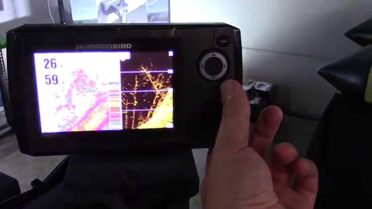 a look at the humminbird helix 5 di fish finder - youtube, Fish Finder