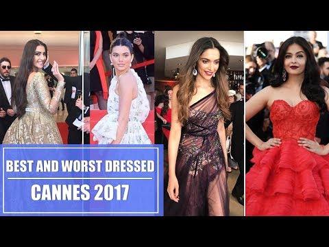 Download Youtube: Aishwarya Rai, Deepika Padukone, Sonam Kapoor, Amy Jackson: Cannes 2017 Best and Worst Dressed
